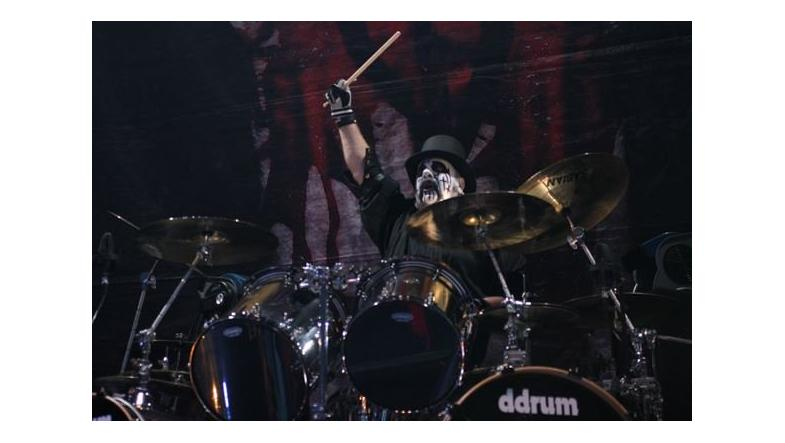 Vinnie Paul Abbott som King Diamond