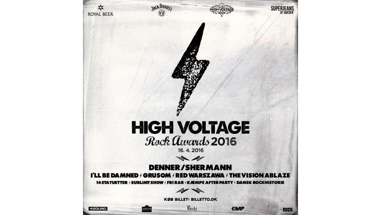 High Voltage Awards 2016