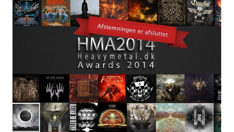 HMA2014 | Afstemningen er afsluttet