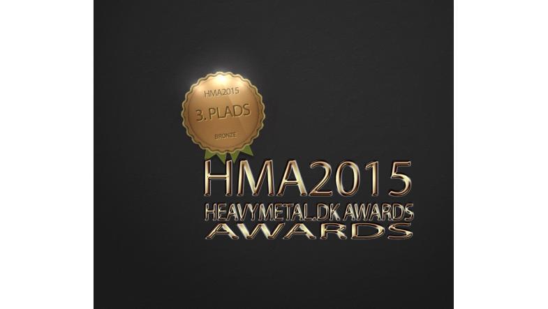 HMA2015 3. pladsen