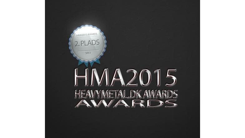 HMA2015 2. pladsen