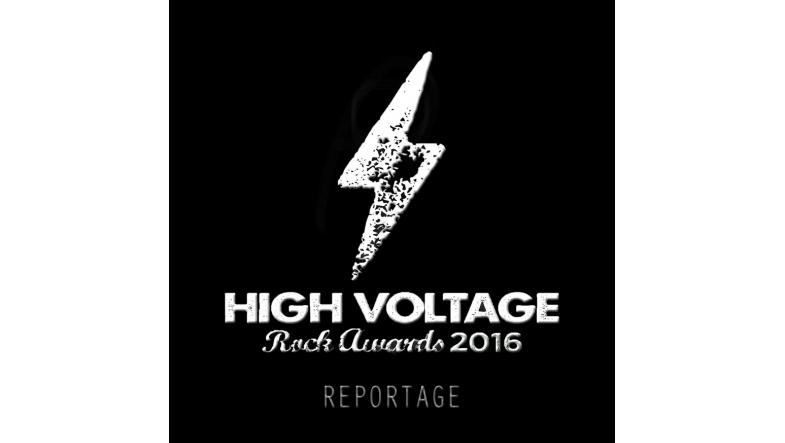 High Voltage Rock Awards 2016