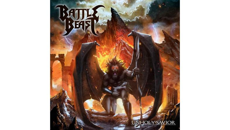 Battle Beast: »Unholy Savior«