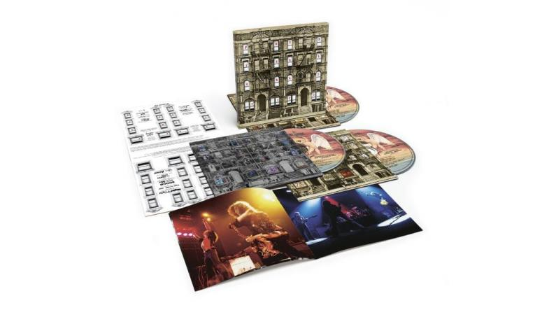 """Physical Graffiti"""