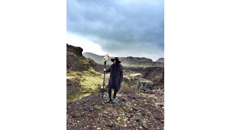 Nergal på Island