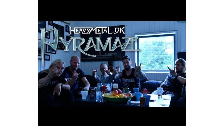 Interview med Pyramaze