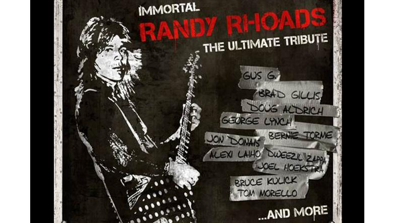 Randy Rhoads  – The Ultimate Tribute