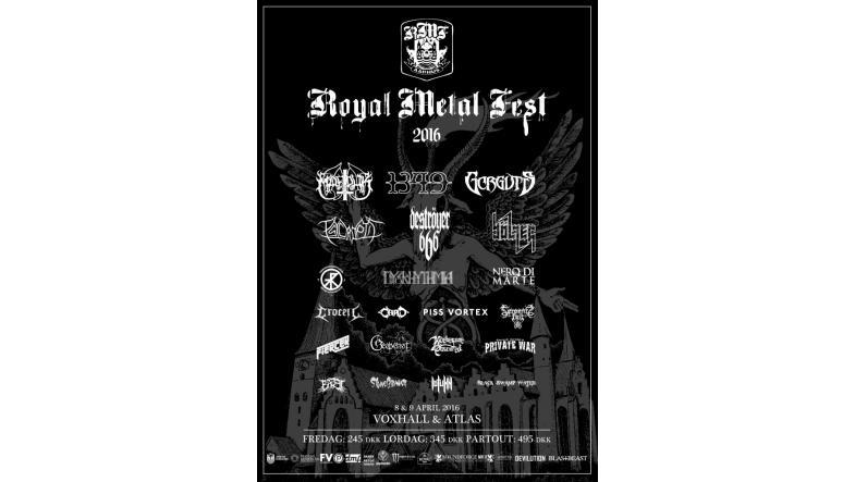 Royal Metal Fest 2016