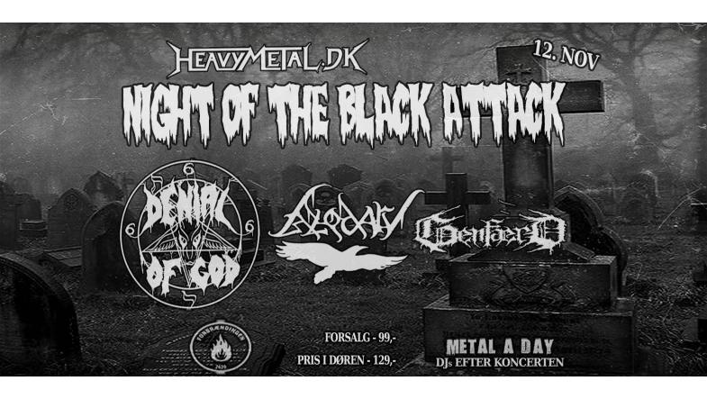 Night Of The Black Attack