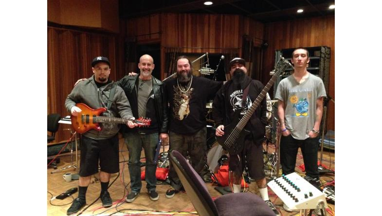 Soulfly i studiet
