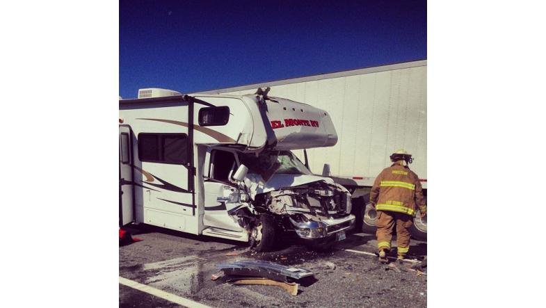 Sylosis involveret i trafikulykke