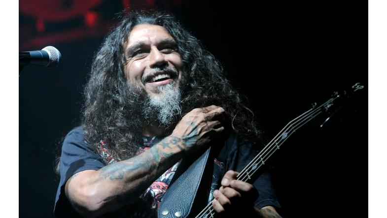 Forsanger og bassist i Slayer, Tom Araya