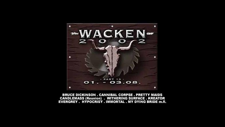 Wacken Open Air 2002